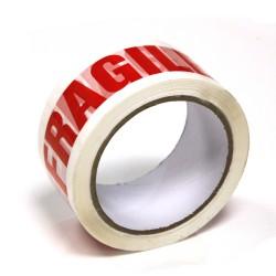 Fragile Tape Polypropylene 48mm x 66mm