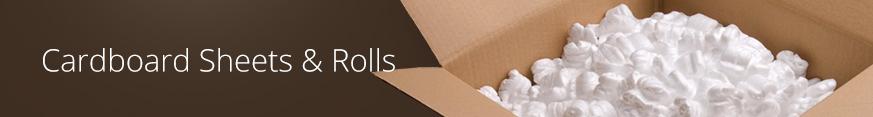 Cardboard Sheets & Rolls