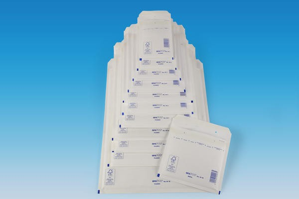 Arofol Bubble Envelopes- Classic White