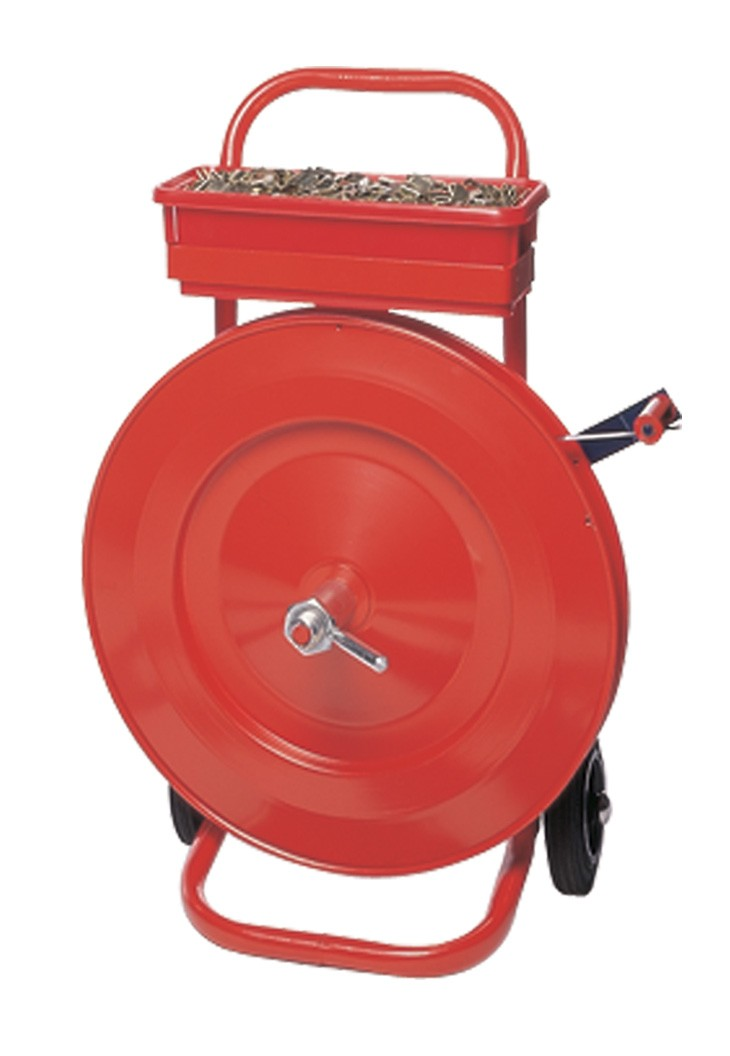 MOBILE DISPENSER HD MILL WOUND STEEL STRAPPING (1)
