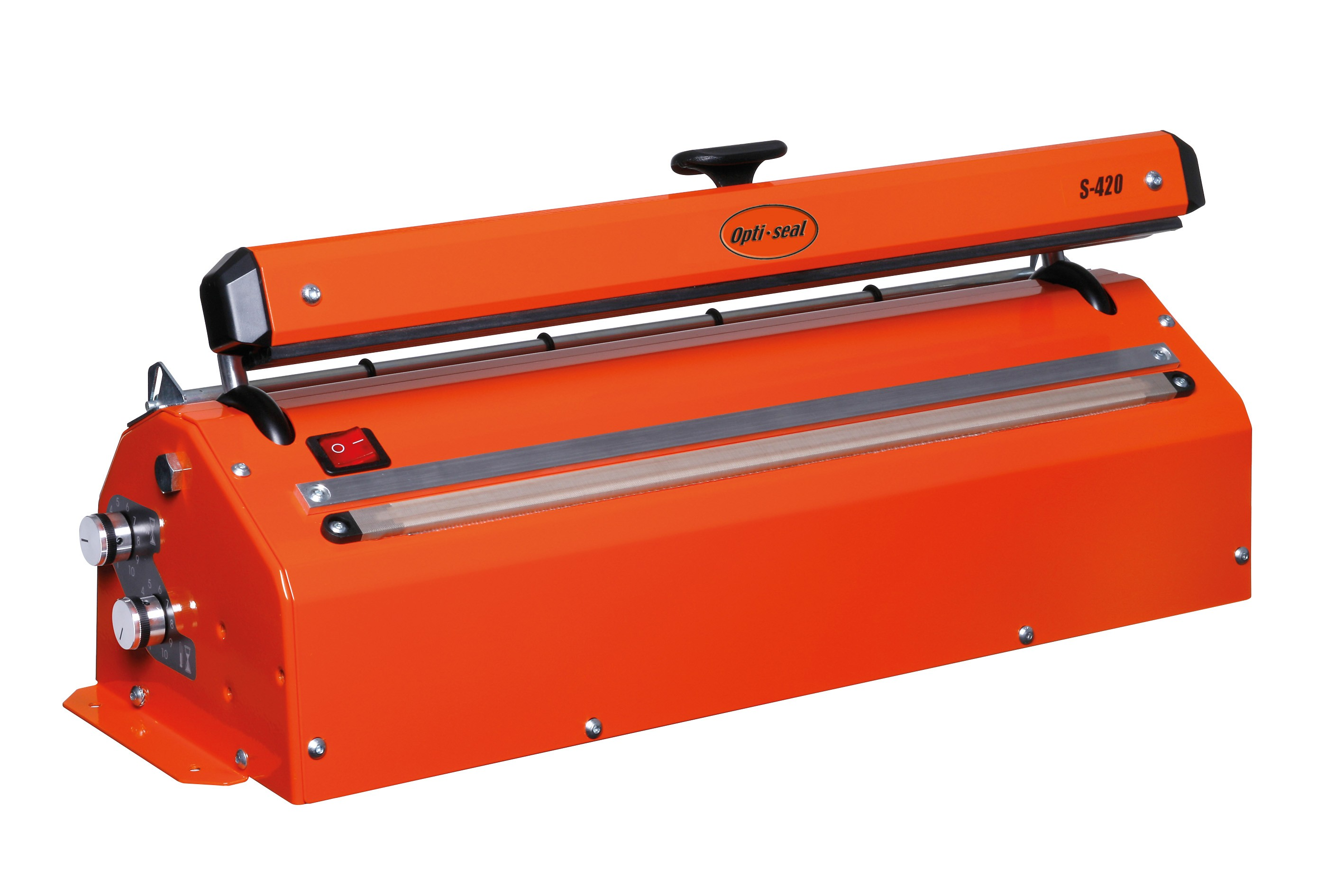 OPTIMAX S-TYPE IMPULSE HEAT SEALERS