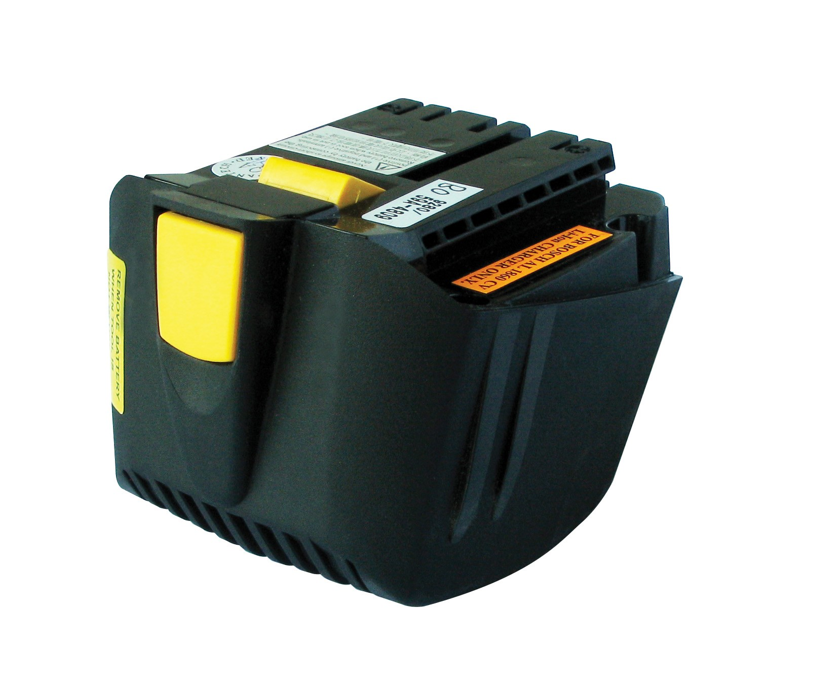 FRICTION WELD BATTERY FOR ZXT NEW MODEL 18v BLACK/YELLOW