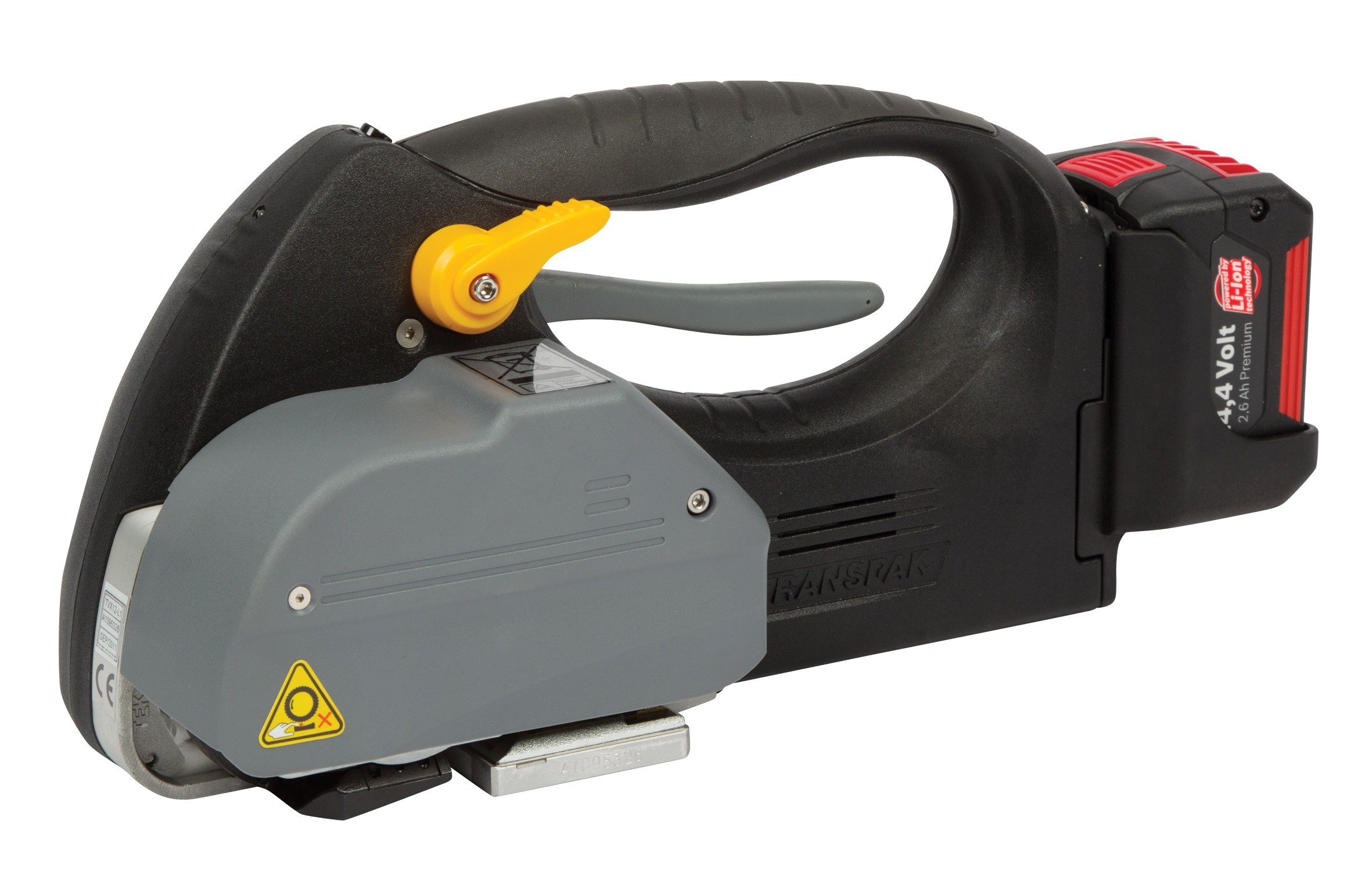 Optimax battery operated TVX strapping tools