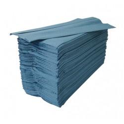 Blue C Fold Hand Towels x 2400 Per Case