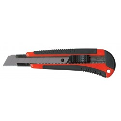 PACPLUS SNAP OFF BLADE KNIFE HEAVY DUTY 18mm