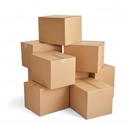 Single Wall Cardboard Box- Small