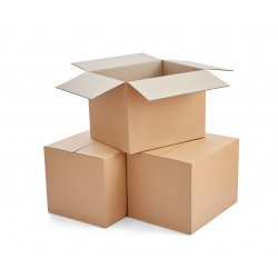 Single Wall Cardboard Box- Large