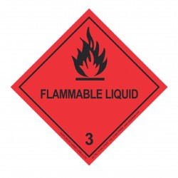 TRANSPAL® HAZARD LABELS