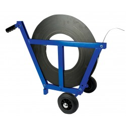 NARROW AISLE DISPENSER FOR STEEL STRAPPING 12-32mm (1)