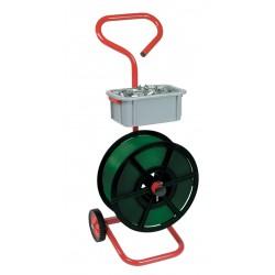 DISPENSER MOBILE FOR STRAPPING ON PLASTIC REEL (1)
