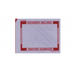 DOCUMENTS ENCLOSED POUCH TAPE 144 x 200mm (330)