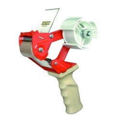 TAPE DISPENSER PACPLUS HEAVY DUTY PISTOL GRIP 75mm