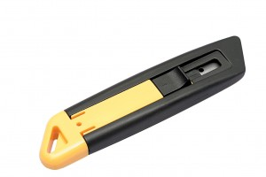 PACPLUS SAFETY CUTTER, RIGHT HANDED