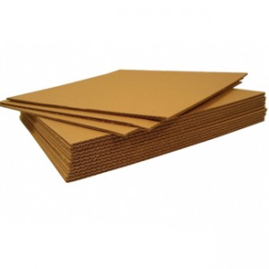 CORRUGATED LAYER PADS SINGLE WALL