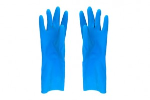 Rubber Gloves - Pair