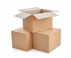 Double Wall Cardboard Box - Large