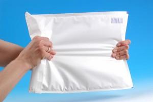 Arofol Bubble Envelopes- Poly White