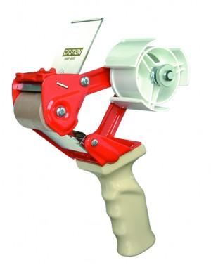 TAPE DISPENSER PACPLUS HEAVY DUTY PISTOL GRIP 75mm