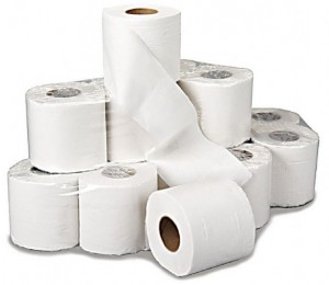 Budget Toilet Rolls x 40 pack
