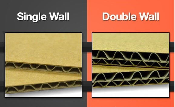 Single Wall versus Double Wall Cardboard boxes- which is best for my business?